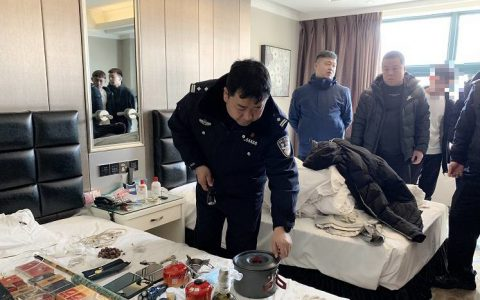 """河南渑池警方8小时破获一""""拉车门""""盗窃案"""