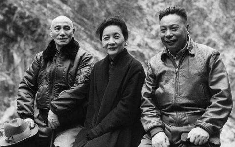 """国民党时期康泽与蒋家""""太子爷""""的斗法"""