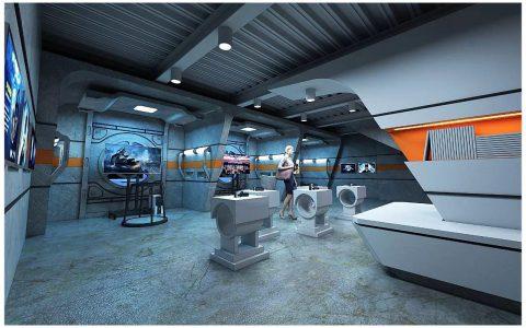 VR虚拟实训室,虚拟现实实训教育中心建设意义和必要性