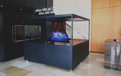 多媒体数字展厅的采购误区:3d全息投影设备,全息展示柜,全息投影柜,360幻影成像,全息舞台的区别